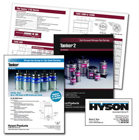 Hyson Products
